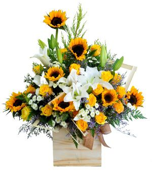 Cửa hàng hoa tươi quận 6