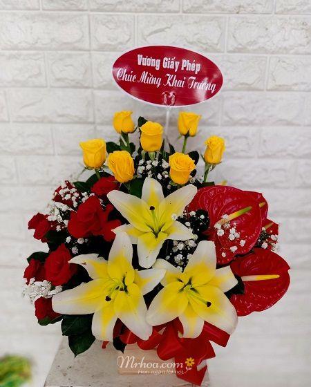 Đặt hoa tươi tại Quận 11