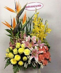 Hoa sinh nhật tặng bạn