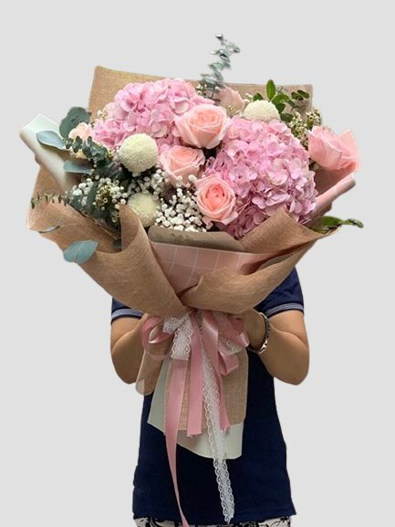 Hoa bó cẩm tú