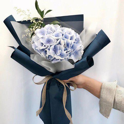 Bó hoa cẩm tú cầu giao hoa