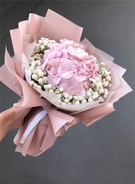 Bó hoa cẩm tú cầu đẹp nhất