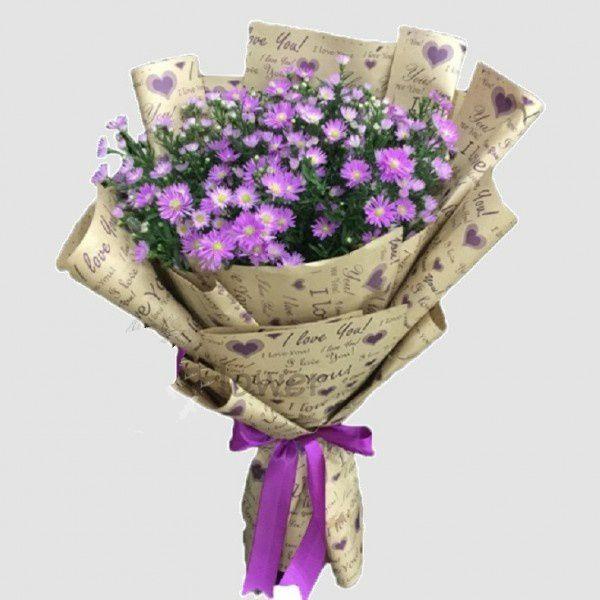 Hoa thạch thảo tặng vợ đẹp nhất