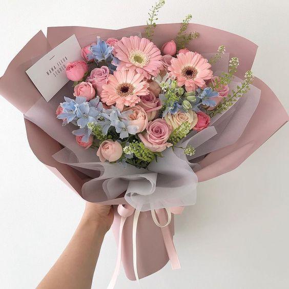 Bó hoa đẹp nhất tặng bạn gái