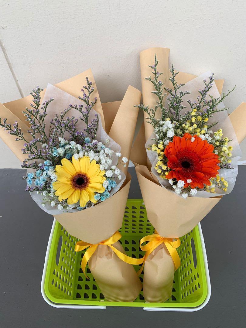 Bó hoa đồng tiền 1 bông đẹp tặng hội nghị