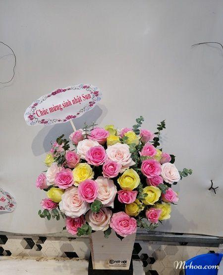 Shop hoa tươi Long Thành