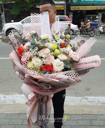 Đặt hoa online Dĩ An