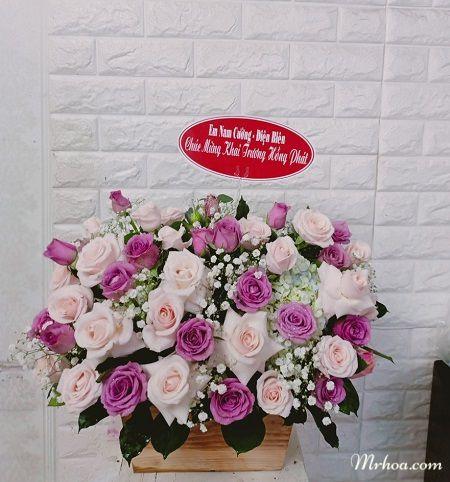 Đặt hoa tươi Ba Tri Bến Tre