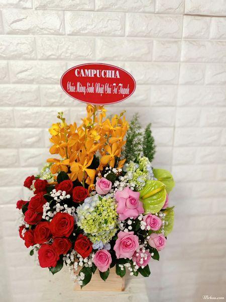 Đặt hoa tươi Biên Hòa