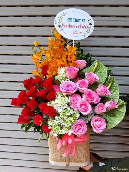 Đặt hoa tươi tại Quy Nhơn