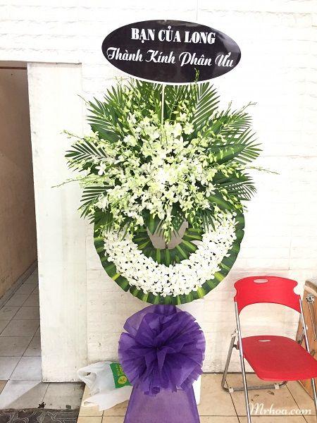 Hoa tang lễ Ba Tri Bến Tre