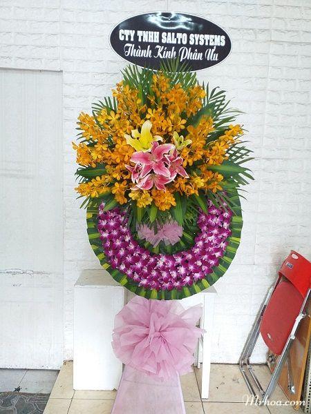 Hoa tang lễ Biên Hòa