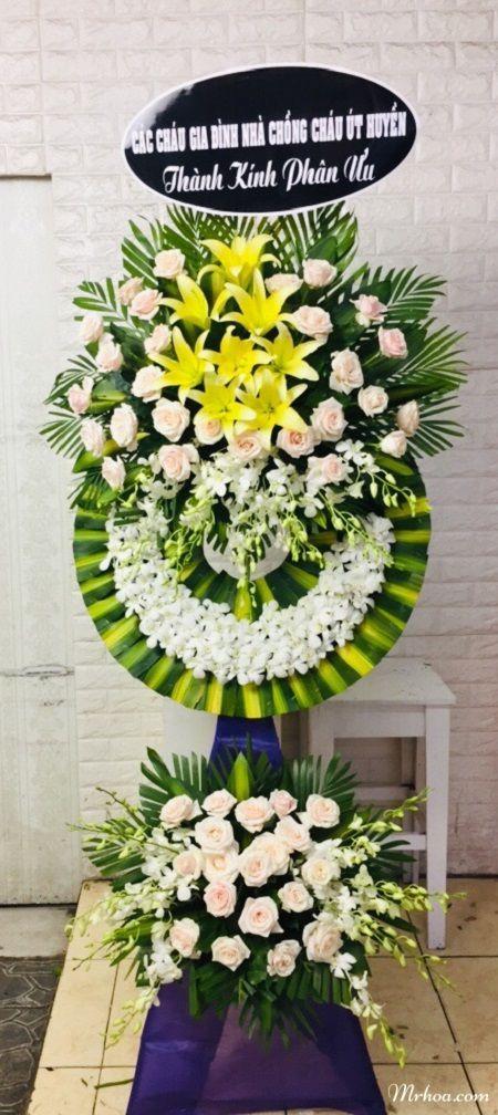 Hoa tang lễ Cai Lậy