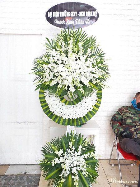 Hoa tang lễ Chợ Lách Bến Tre