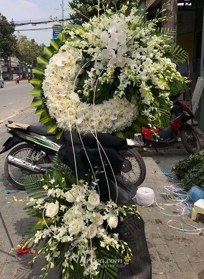 Hoa tang lễ Dĩ An