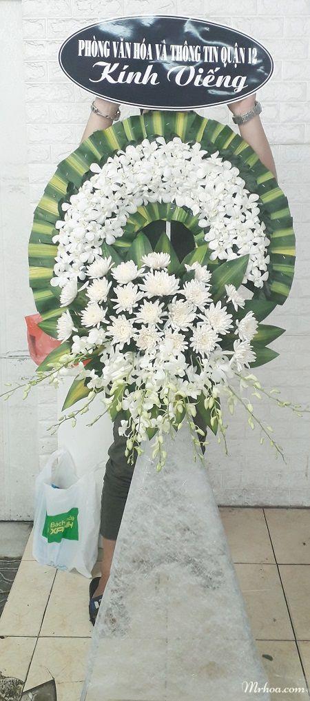 Hoa tang lễ Đồng Xoài