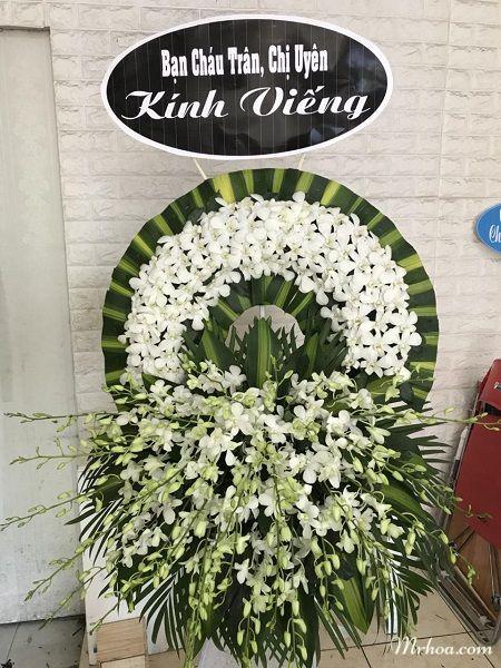 Hoa tang lễ Gò Công