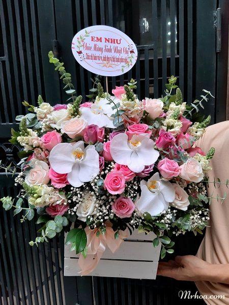 Shop hoa tươi Tân Uyên