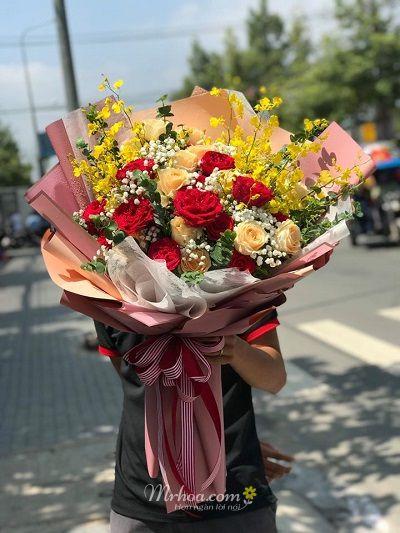 Tiệm hoa dĩ an