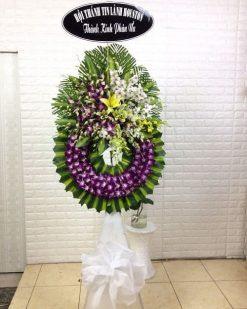 Hoa tang lễ chia buồn đám tang