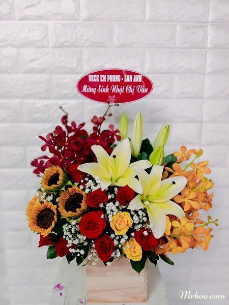 Giao hoa ở Yên Phong Bắc Ninh