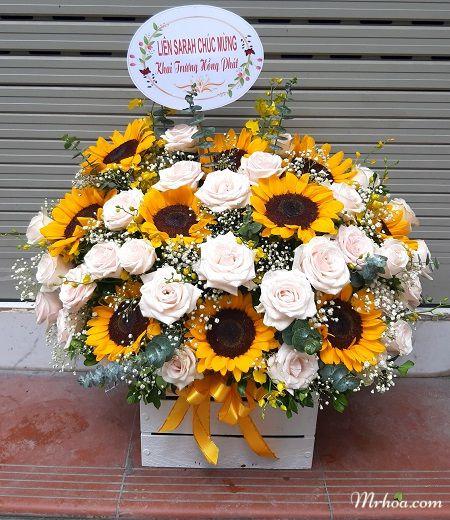 Shop hoa tươi Điện Biên