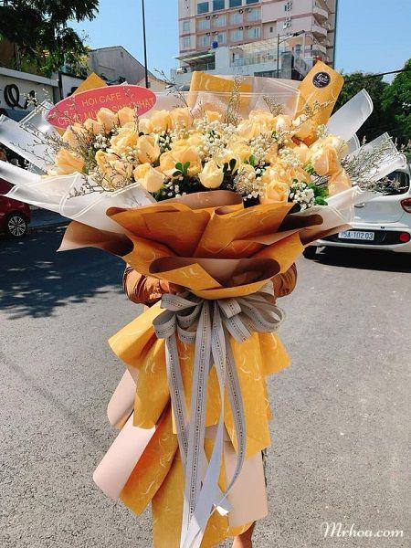 Shop hoa tươi ở Hương Thủy