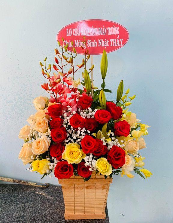 tiệm hoa tươi ở quận Hoàn Kiếm