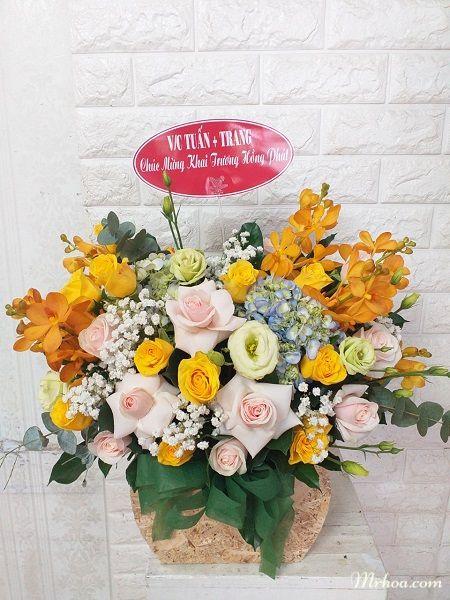 Đặt hoa tại Vĩnh Thạnh Cần Thơ
