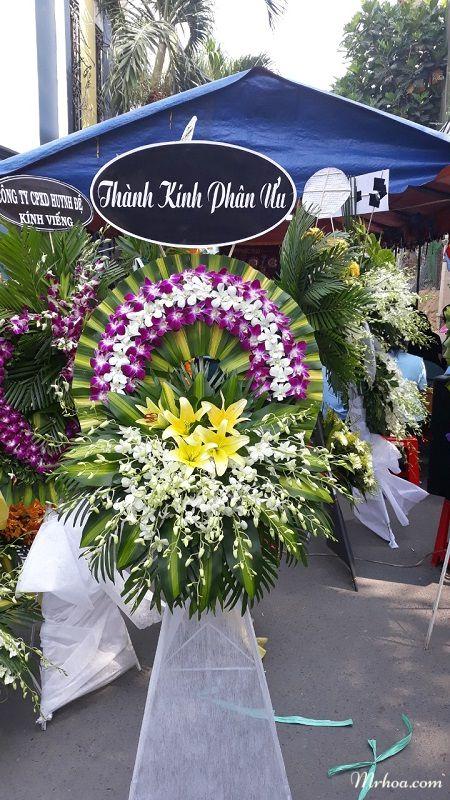 Hoa tang lễ Ô Môn