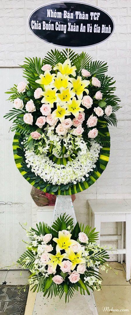 Hoa tang lễ Vĩnh Thạnh Cần Thơ