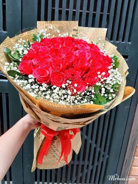Shop hoa tươi Cờ Đỏ