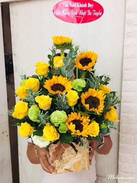 Shop hoa tươi Thốt Nốt