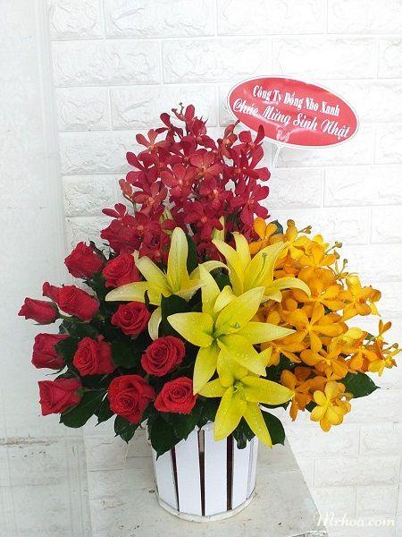 Đặt hoa online Cà Mau
