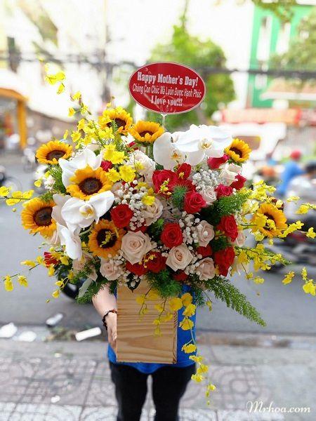 Đặt hoa tươi Bắc Giang