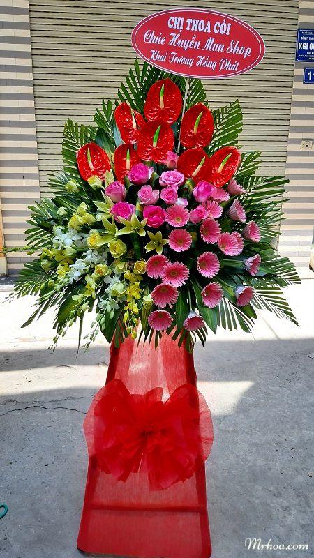 đặt hoa tươi Tân An