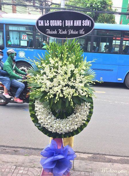 Hoa đám tang Lâm Đồng