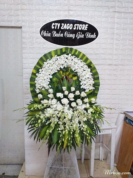Hoa tang lễ Bạc Liêu