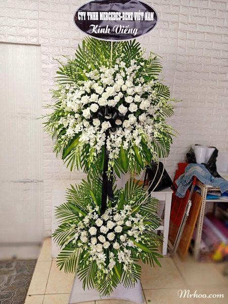 Hoa tang lễ Hà Giang