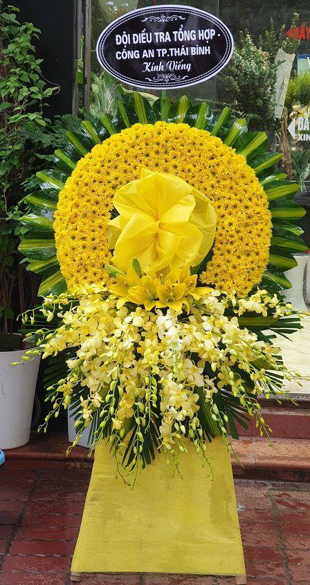 Hoa tang lễ Nam Định