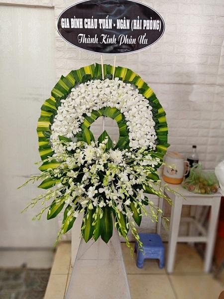 Hoa tang lễ Ninh Bình