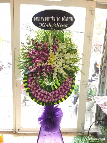 Hoa tang lễ Phạm Ngũ Lão