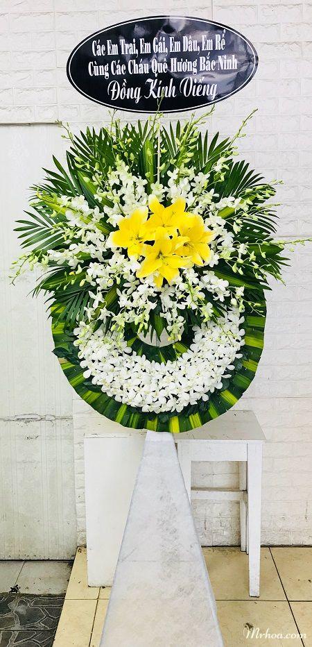 Hoa tang lễ Quảng Ninh