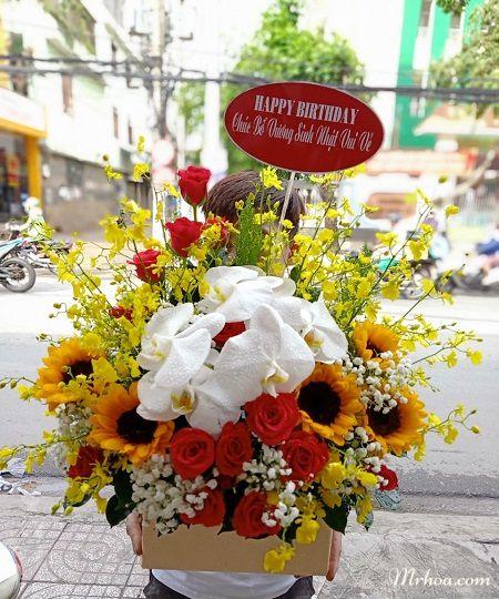 Shop hoa Ninh Bình uy tín
