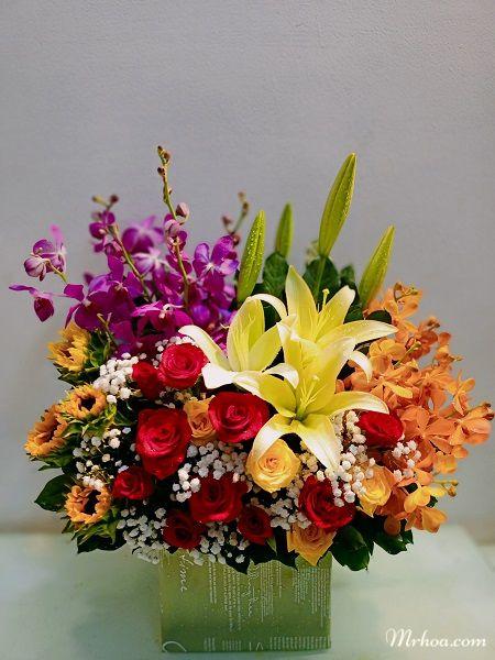 shop hoa tươi Bình Phước rẻ