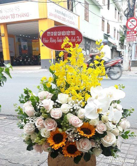 Shop hoa tươi Phú Thọ