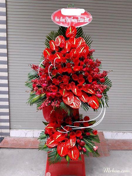 Tặng hoa Ninh Bình