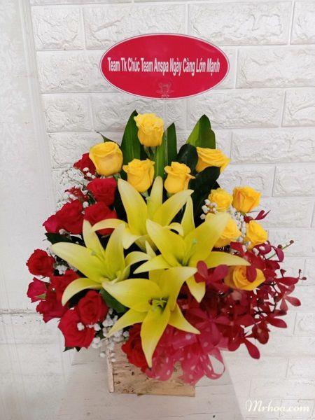 Tiệm hoa tươi Bạc Liêu
