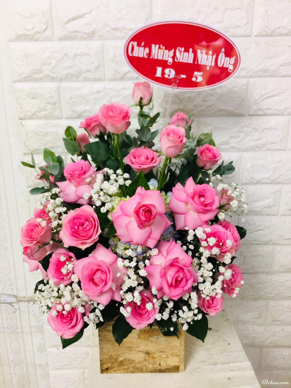 Đặt hoa tại Bình Minh Vĩnh Long
