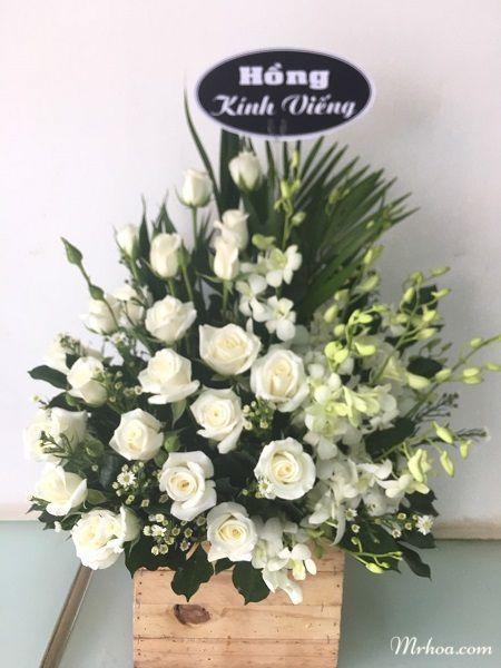 đặt hoa chia buồn Thanh Xuân Hà Nội